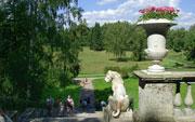 Павловск, Большая каменная лестница