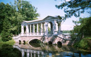 Пушкин, Мраморный мост