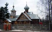 Всеволожск, церковь Константина и Елены
