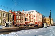 Государственный Университет (ректорский флигель)
