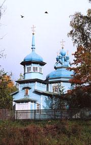 Церковь св. Дмитрия Солунского